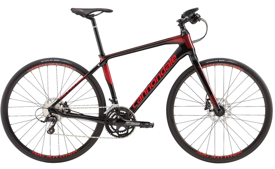 Dviratis Cannondale QUICK CARBON 2