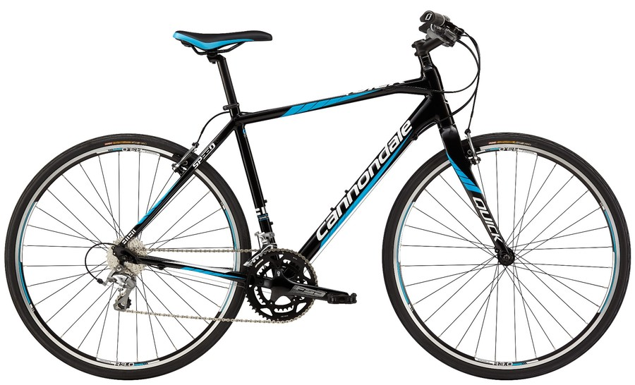 Dviratis Cannondale QUICK SPEED 1