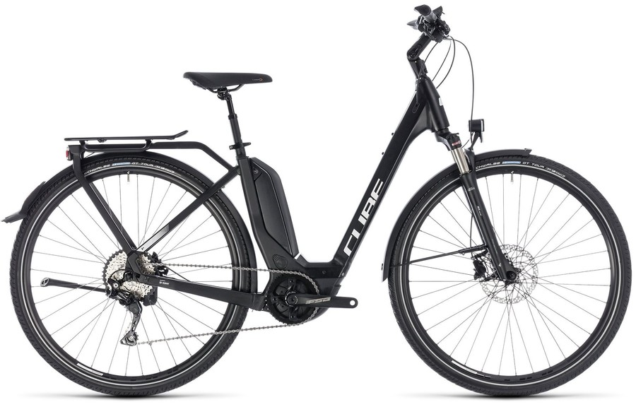 Dviratis Cube Touring Hybrid Pro 500 Easy Entry
