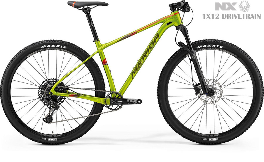 Dviratis Merida BIG.NINE NX Edition