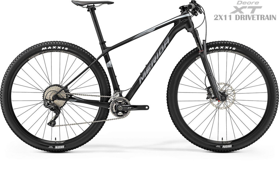 Dviratis Merida BIG.NINE XT