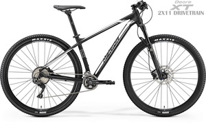 Dviratis Merida BIG.NINE XT Edition