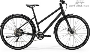 Dviratis Merida CROSSWAY URBAN XT-Edition Lady