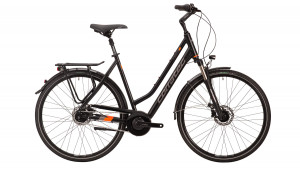 Dviratis Corratec Trekking 8-speed Wave